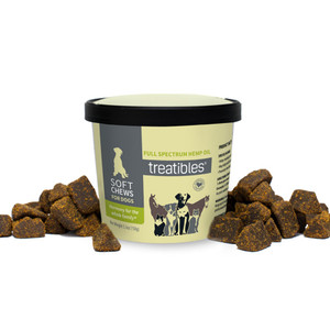 Treatibles Canine Soft Chews - front