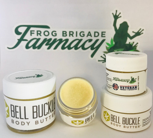 Bell Buckle Body Butter Group