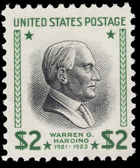 1938 $2 Presidential Issue #833 MNH