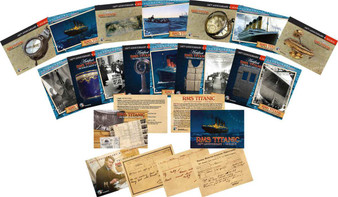Titanic 100th Anniversary 55 Card Set