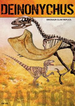 Deinonychus Claw Replica