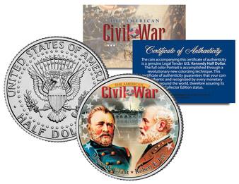 Generals Grant & Lee