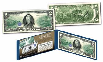 1914 Series $10 Andrew Jackson Design Hybrid New Modern $2 Bill