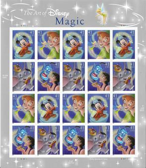 2008 #4192 The Art of Disney Magic