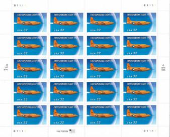 1997 #3173 Supersonic Flight