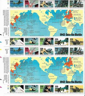 1992 #2697 World War II - 1942