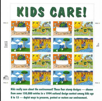 1995 #2951 Kids Care