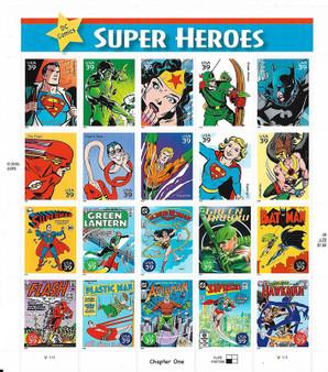 2006 #4084 DC Comics Super Heroes
