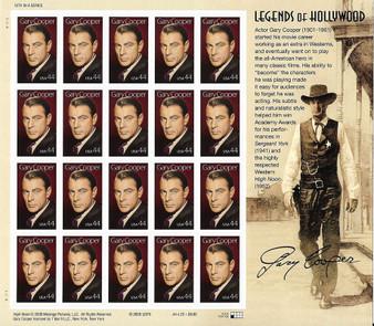 2009 #4421 Gary Cooper