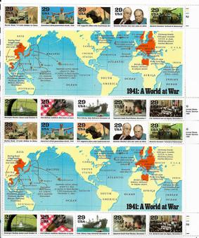 1991 #2559 World War II - 1941
