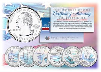 2009 Hologram Quarters