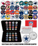 32 NFL Teams State Quarter Collection