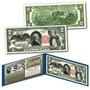 1880 Series $20 Alexander Hamilton Hybrid Banknote designed on modern $2 Bill