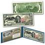 1880 Series $2 Thomas Jefferson Hybrid Banknote designed on modern $2 Bill