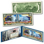 World Trade Center Reflecting Pool 9/11 2021 20th Anniversary Colorized $2 Bill