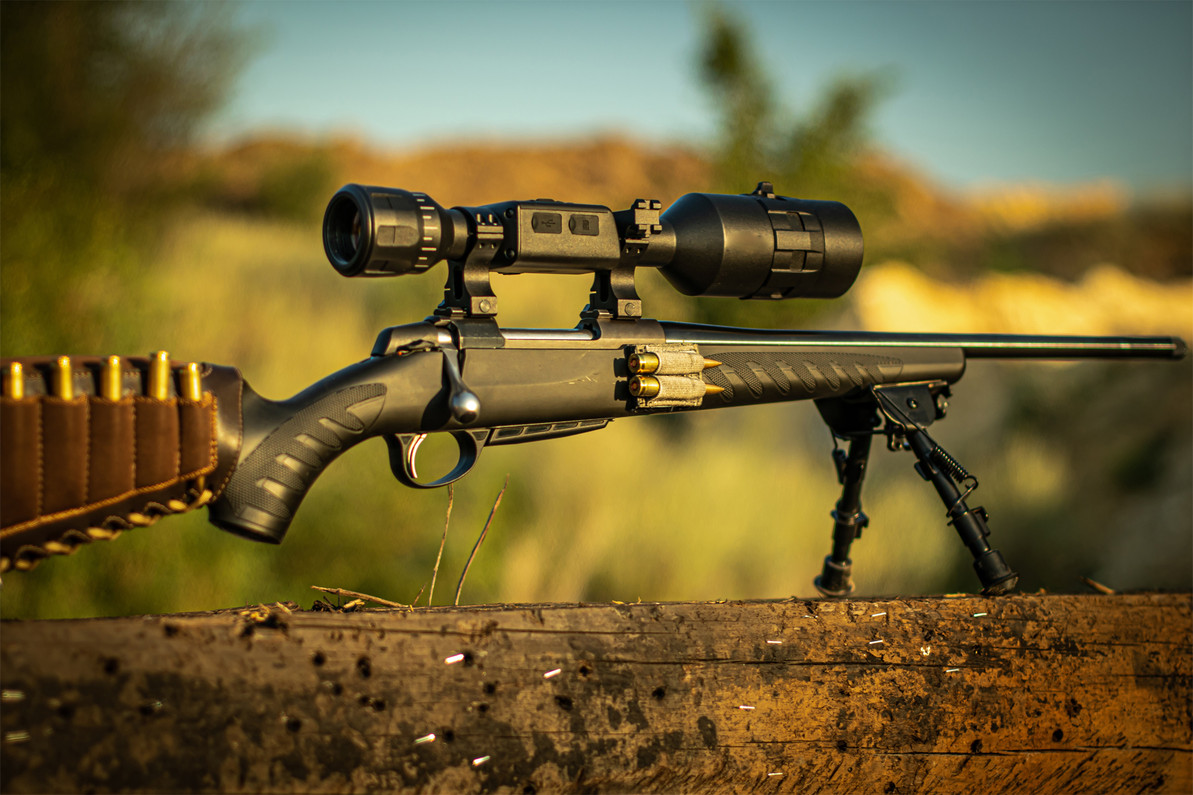 Benefits of an AR Rifle vs. a Bolt Action Rifle or Shotgun for the Active Outdoorsman