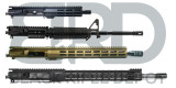 What Are the Different Lengths of AR 15 Uppers?