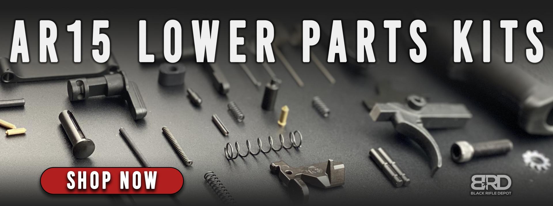 ar15 lower parts kit, ar 15 lower parts kit, ar15 LPK