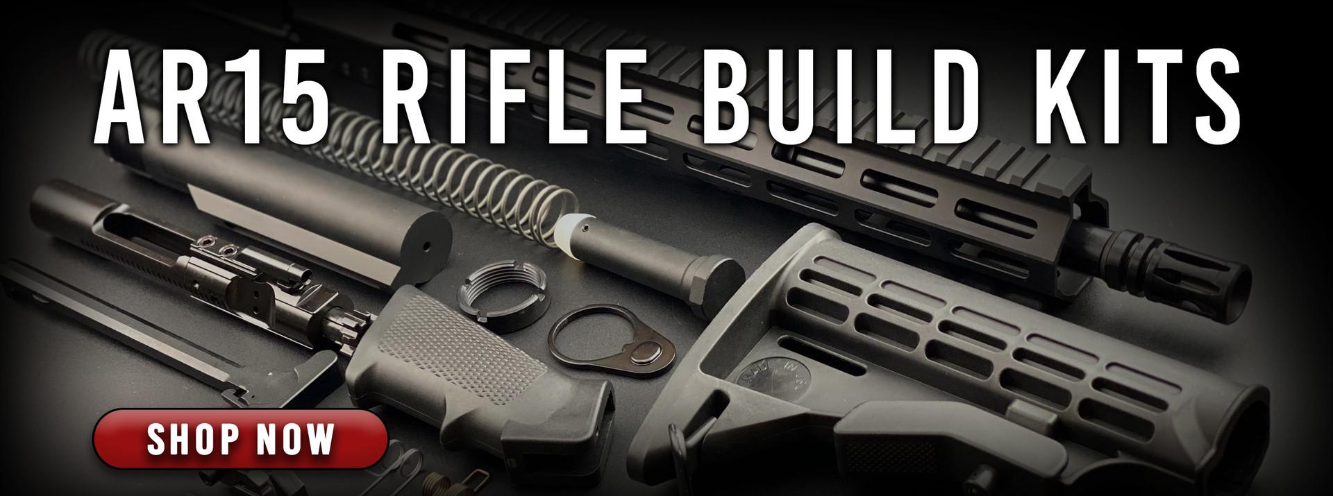 AR15 Parts, AR15 Rifle Build Kits, AR 15 Rifle Build Kits, AR Rifle Build Kits, AR-15 Rifle Build Kits, AR15 Uppers