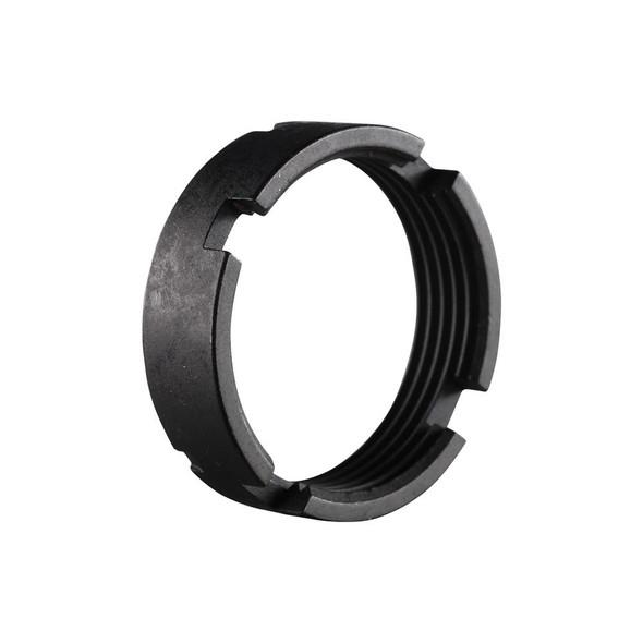 BLACK RIFLE DEPOT Castle Nut for Mil-Spec AR 15 Buffer Tube