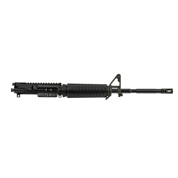 """16"""" 5.56 NATO AR 15 Complete Upper With Front Sight Post, AR 15 Upper, AR 15 Complete Upper, AR 15 Complete Upper Assembly, AR 15 Upper Assembly, AR15 Upper, AR15 Complete Upper, American Made AR 15 Upper, Best AR 15 Upper, 16 Inch Upper, 16"""" Upper"""