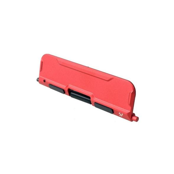 STRIKE INDUSTRIES Strike Industries Billet Ultimate Dust Cover for .223/5.56 Red
