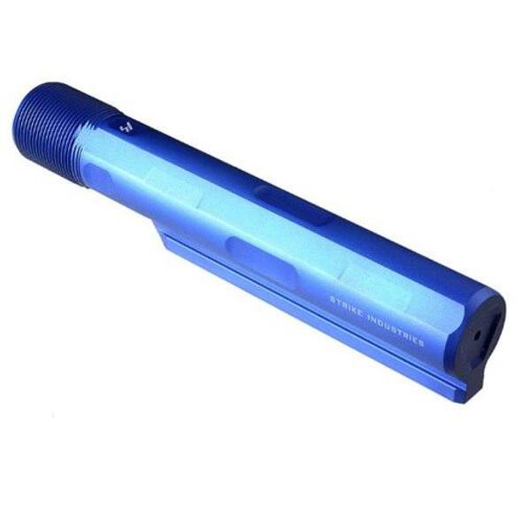 STRIKE INDUSTRIES Strike Industries Advanced Receiver Extension BLUE AR 15/10 Buffer Tube