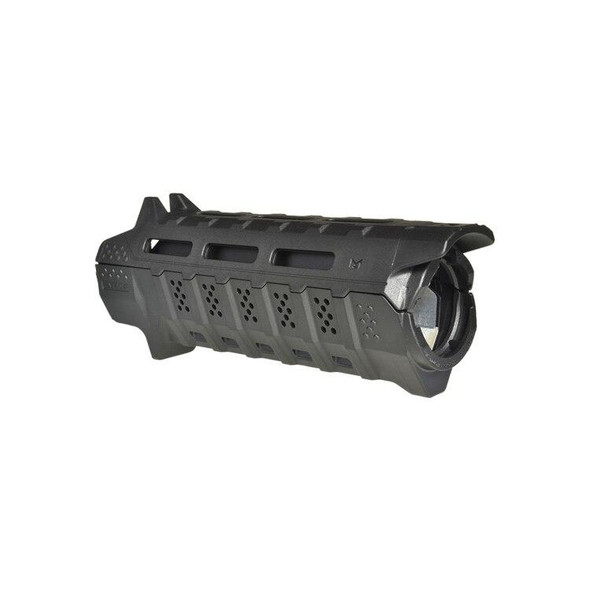 STRIKE INDUSTRIES Strike Industries Carbine Length Polymer Handguard BLK/BLK, AR 15 Handguard