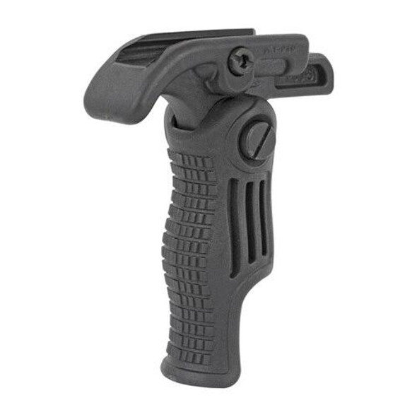 FAB DEFENSE FAB Defense FGG-S Tactical Folding Grip - BLK, AR 15 Fore Grip, AR 15 Parts, AR Parts, AR 15 Accessories, Folding grip