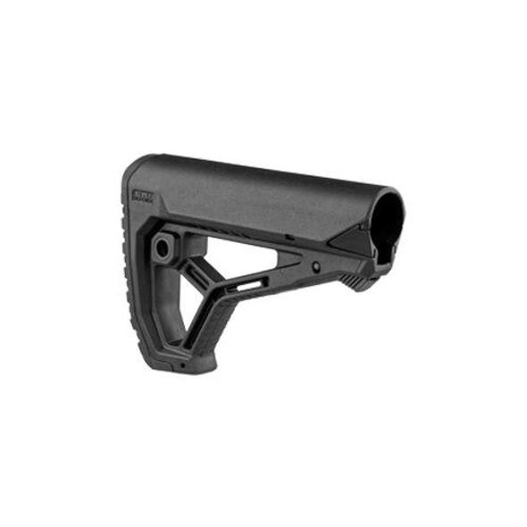 FAB DEFENSE FAB Defense GL-Core AR15/M4 Carbine Buttstock - BLK, AR 15 Stock, AR 15 Parts, AR Parts, AR 15 Lower Parts