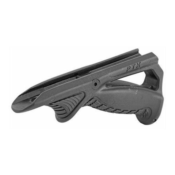 FAB DEFENSE FAB Defense PTK Ergonomic Pointing Grip - BLK, AR 15 Fore Grip, AR 15 Grip, AR 15 Parts, AR Parts, AR 15 Accessories