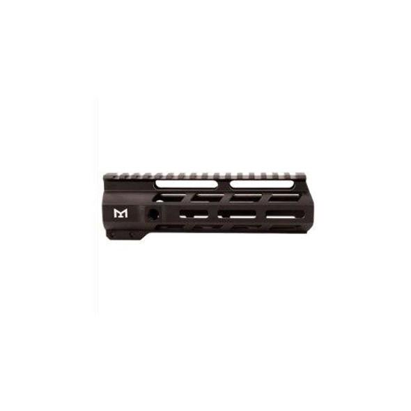 TIGER ROCK 7 M-LOK Handguard W/QD Sling Mount For AR 15