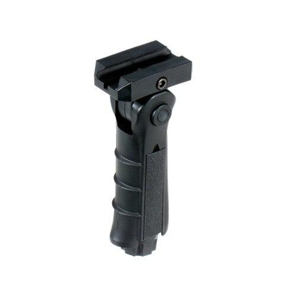 LEAPERS / UTG UTG Ambidextrous 5-Position Foldable Foregrip - Picatinny Black