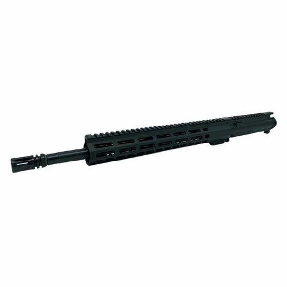 Black Rifle Depot 16 5.56 Tiger King AR 15 Complete Upper W/13 M-LOK Handguard