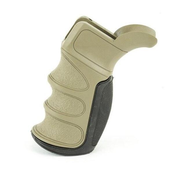 ADVANCED TECHNOLOGY ATI X1 AR-15 Recoil Reducing Pistol Grip FDE