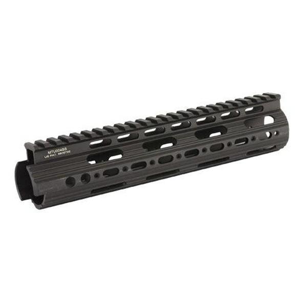 LEAPERS / UTG UTG 9 AR15 Super Slim Free Float Rail System BLK