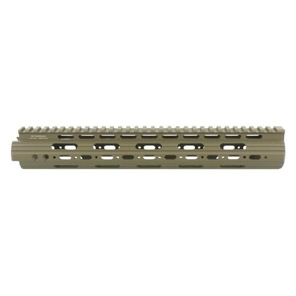 LEAPERS / UTG UTG 13 AR15 Super Slim Free Float Rail System FDE