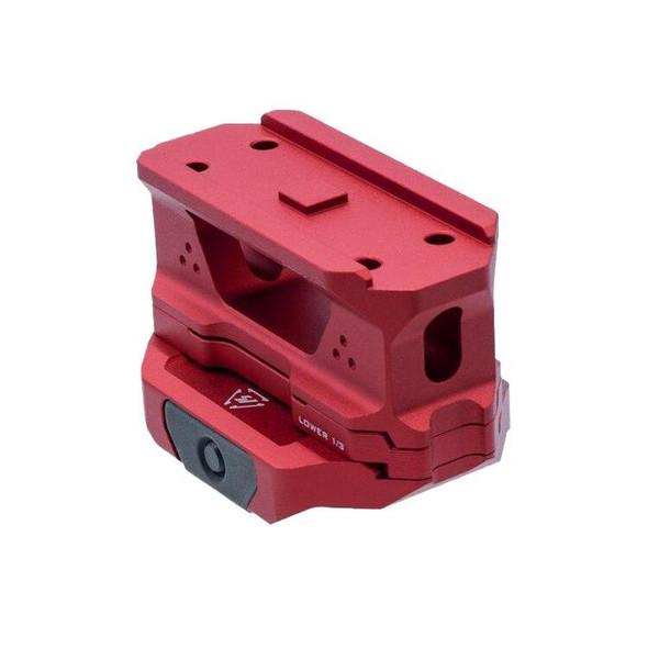 STRIKE INDUSTRIES Strike Industries REX T1 Three Piece Low Profile Riser RED