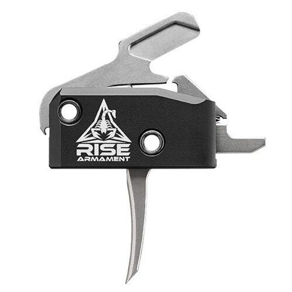 RISE ARMAMENT Rise Armament RA-434 High-Performance Drop In Trigger Silver