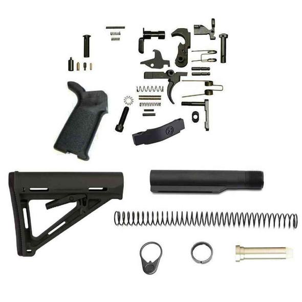 AERO PRECISION Magpul AR 15 Lower Build Kit w/AERO Precision Parts Kit