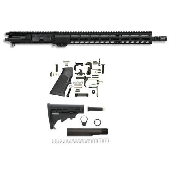 BLACK RIFLE DEPOT 16 5.56 Standard Rifle Build Kit