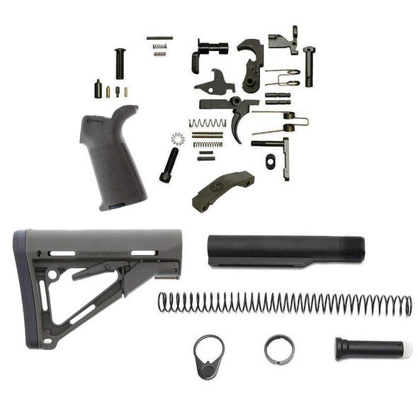 MAGPUL Magpul CTR Lower Build Kit OD Green