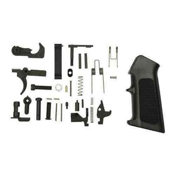 CMMG CMMG AR15 Premium Lower Parts Kit w/Ambidextrous Selector .223/5.56