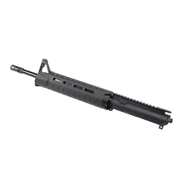 BLACK RIFLE DEPOT 14.5″ Pin and Weld 5.56 Mid-length Magpul MOE SL AR15 Upper