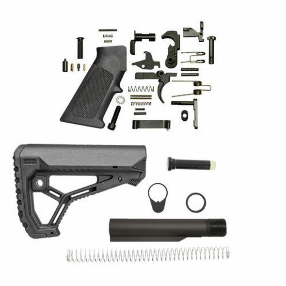 FAB DEFENSE Fab Defense GL-Core AR 15 Lower Build Kit
