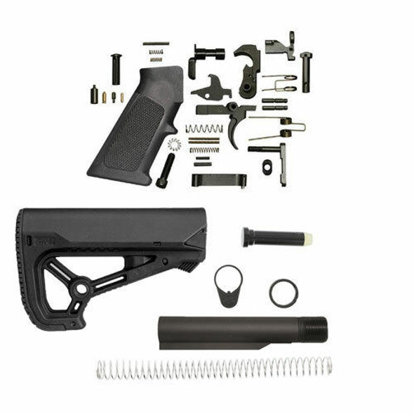 FAB DEFENSE Fab Defense GL-Core S AR 15 Lower Build Kit