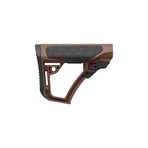 Daniel Defense Daniel Defense Collapsible AR 15 Stock - Brown