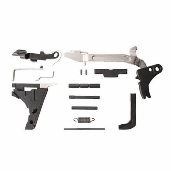 Black Rifle Depot Lower Parts Kit for Glock 17 Gen 3 - Adjustable Trigger