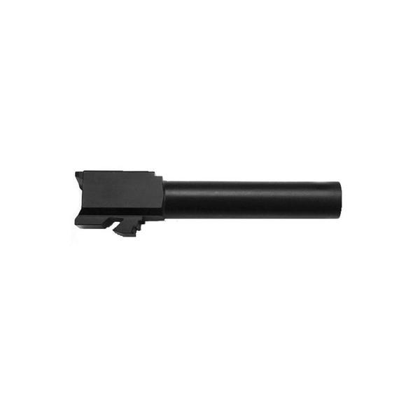 Black Nitride Barrel For Glock 19, Glock 19 Barrel, Glock Barrel, 9mm Barrel