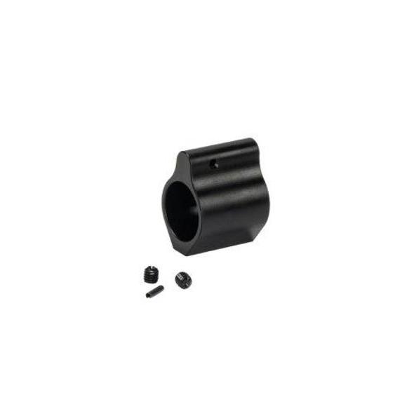 APOC ARMORY AR 15 Low Profile Gas Block - Black Nitride